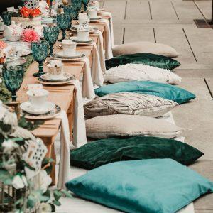 All Things Picnic cushions
