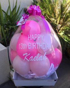 Balloon Gift Sydney 13th