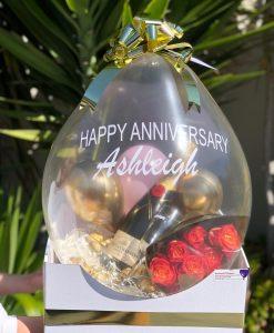 Balloon Gift Sydney anniversary