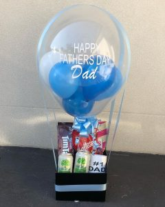Balloon Gift Sydney father's day