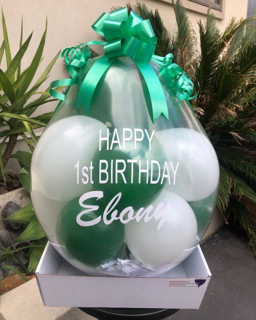 Balloon Gift Sydney sports