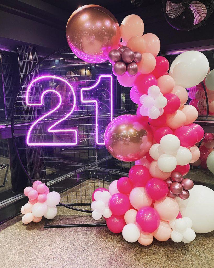 Balloons By Bridget 21st