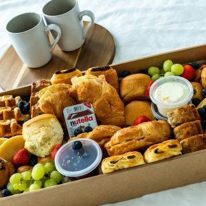 Brielle & Co breakfast