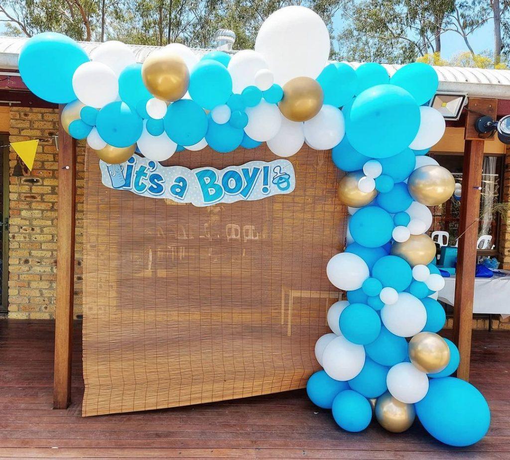 Brisbane Balloonery it's a boy