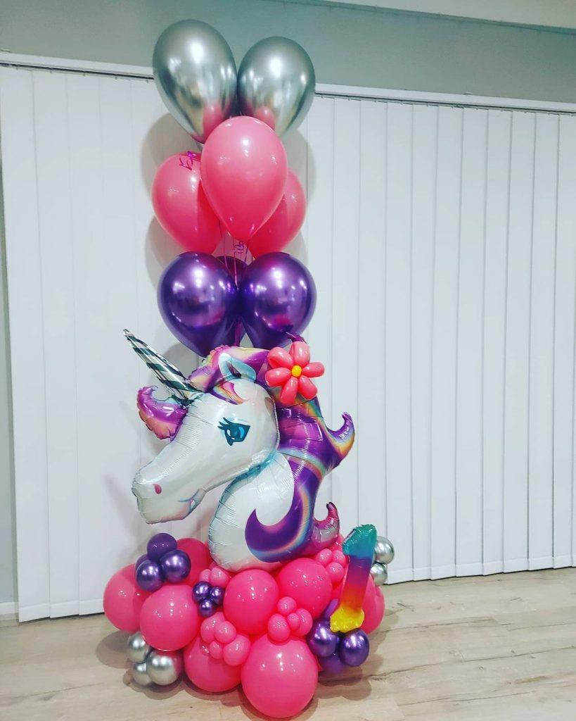 Brisbane Balloonery unicorn