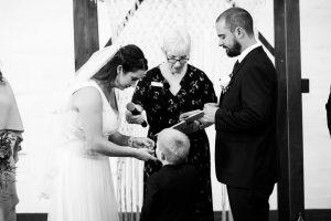 Carmel Markham Celebrant vows