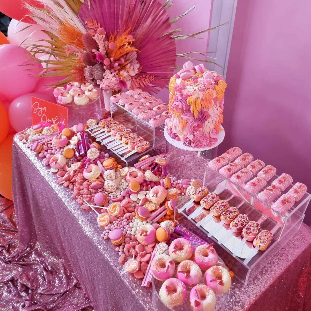 Carnival Creations Perth desserts