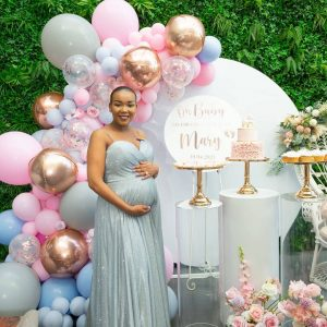 Cate Predestined Events baby shower