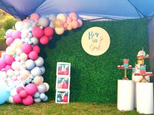 Cate Predestined Events gender reveal