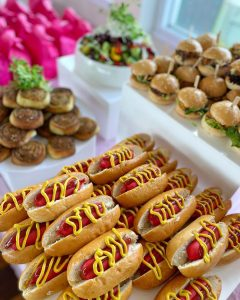 Cater Lane hotdogs