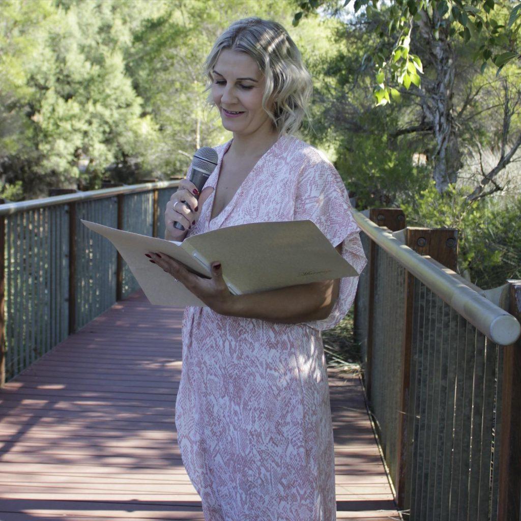 Ceremonies With Stephanie bridge