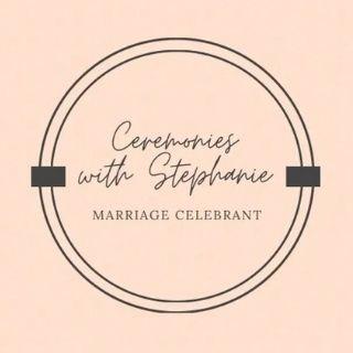 Ceremonies With Stephanie