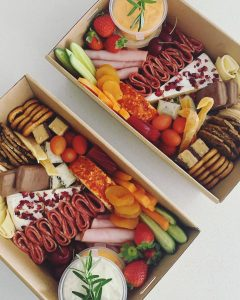 Citrus + Cheese mixed boxes