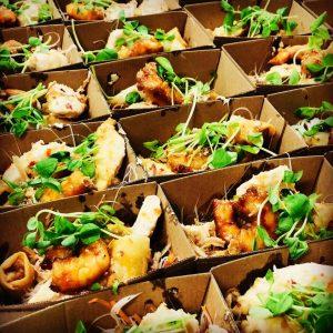 Culinarius Catering Wollongong boxes