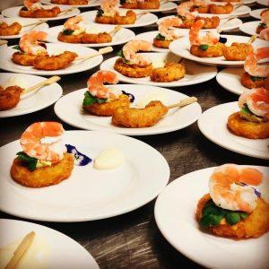 Culinarius Catering Wollongong plated up