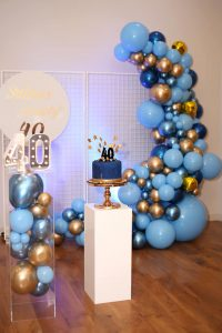 Curly Willow Event & Hire 40th