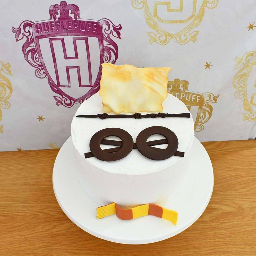 Divine Cake Sensations Harry Potter