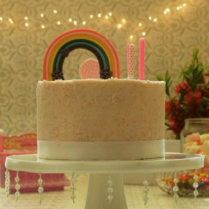 Divine Cake Sensations rainbow