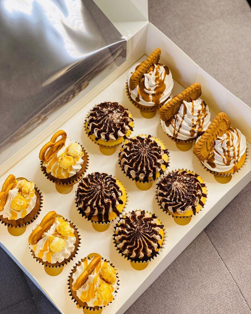 Dream Cakes cupcakes