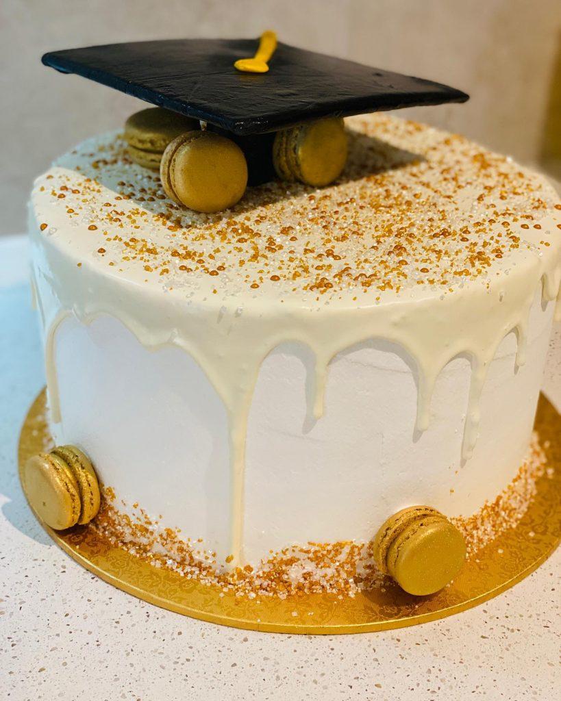 Dream Cakes graduation