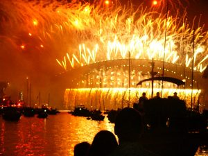 EastSail Sydney New Years