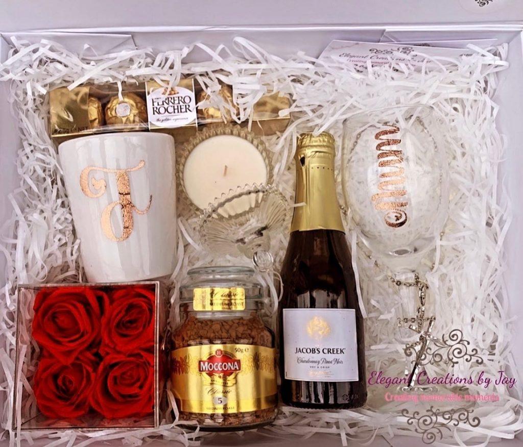 Elegant Creations By Jay gift box