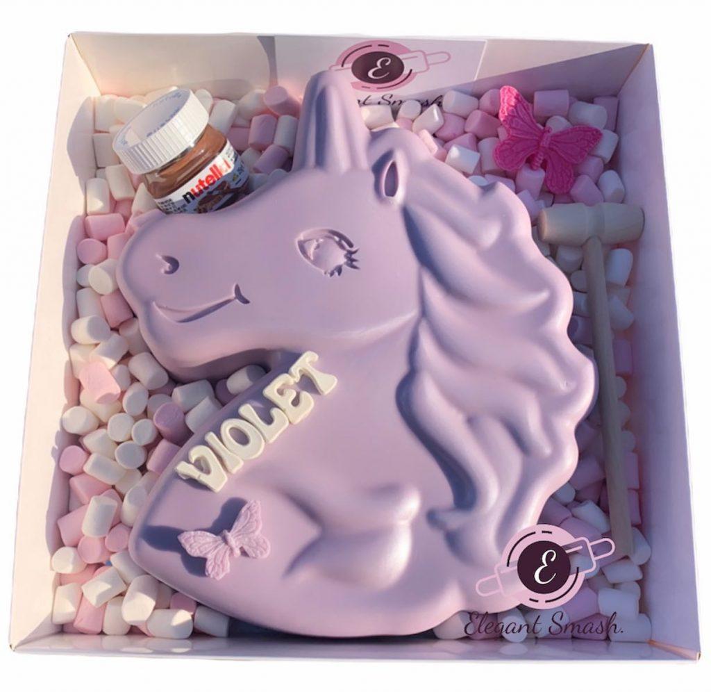 Elegant Smash unicorn