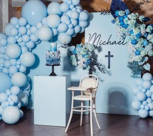 Events By Sabrina christening