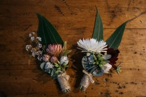 Flowers By Melly B buttonholes
