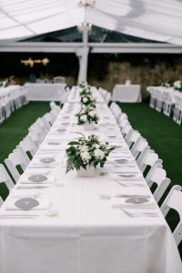 Gathered Events marquee