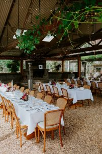 Gathered Events rustic