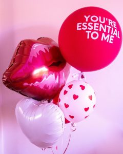 Get Inflated valentines