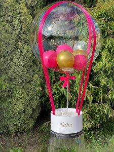 Gifted Balloons Perth pinks
