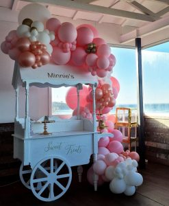 Gold Luxe Weddings & Events cart