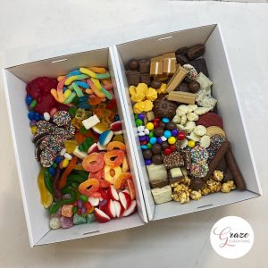 Graze Everything chocs & sweets