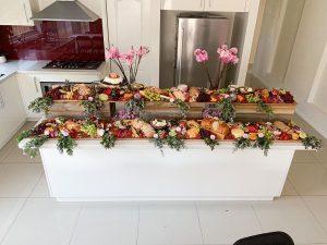 Grazing Tables Melbourne kitchen