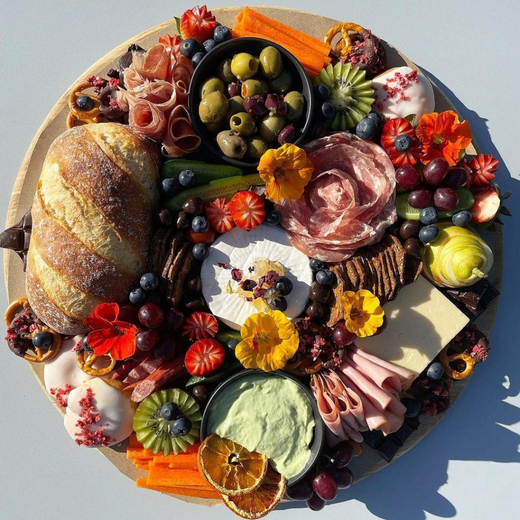 Grazy For You platter