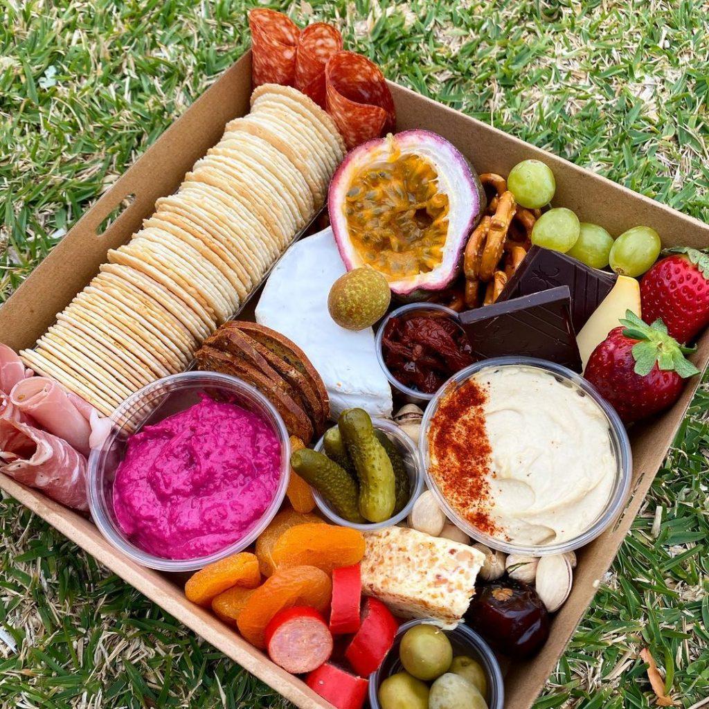 Happy Graze picnic