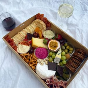 Happy Graze wine