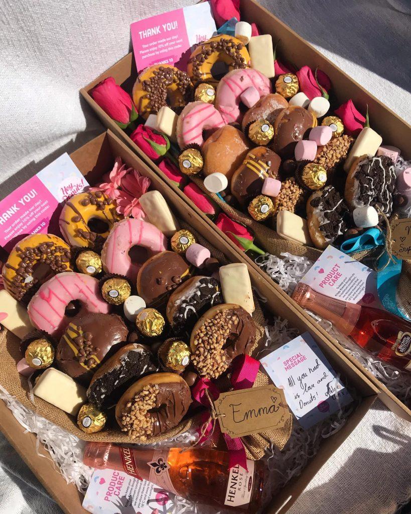 Hey Donuts anniversary