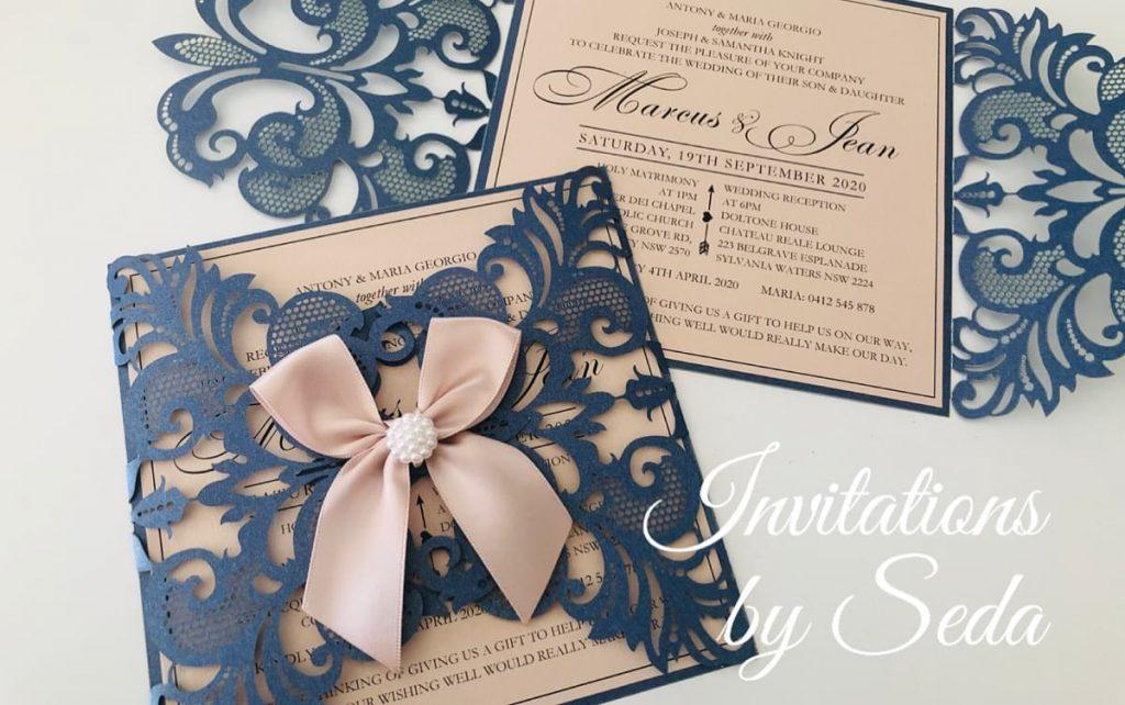 Invitations By Seda love