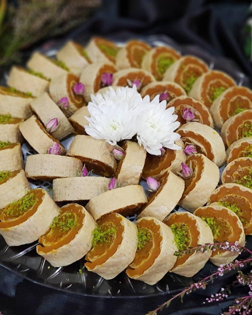 Khatoon Cuisine circles
