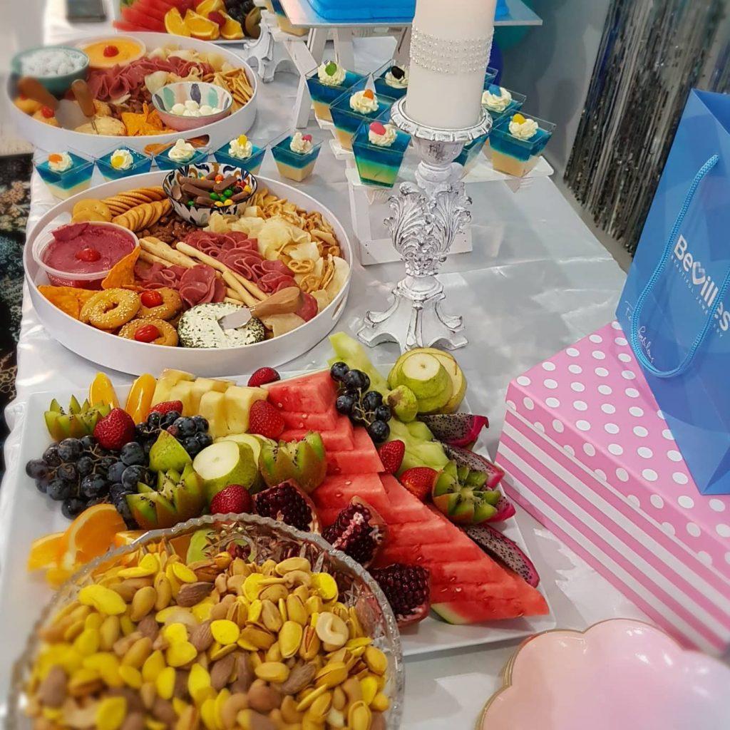 Khatoon Cuisine plates