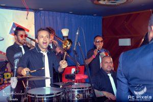 La Espectacular band