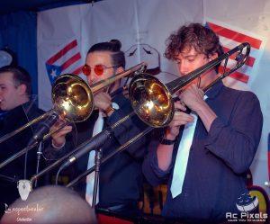 La Espectacular trombones