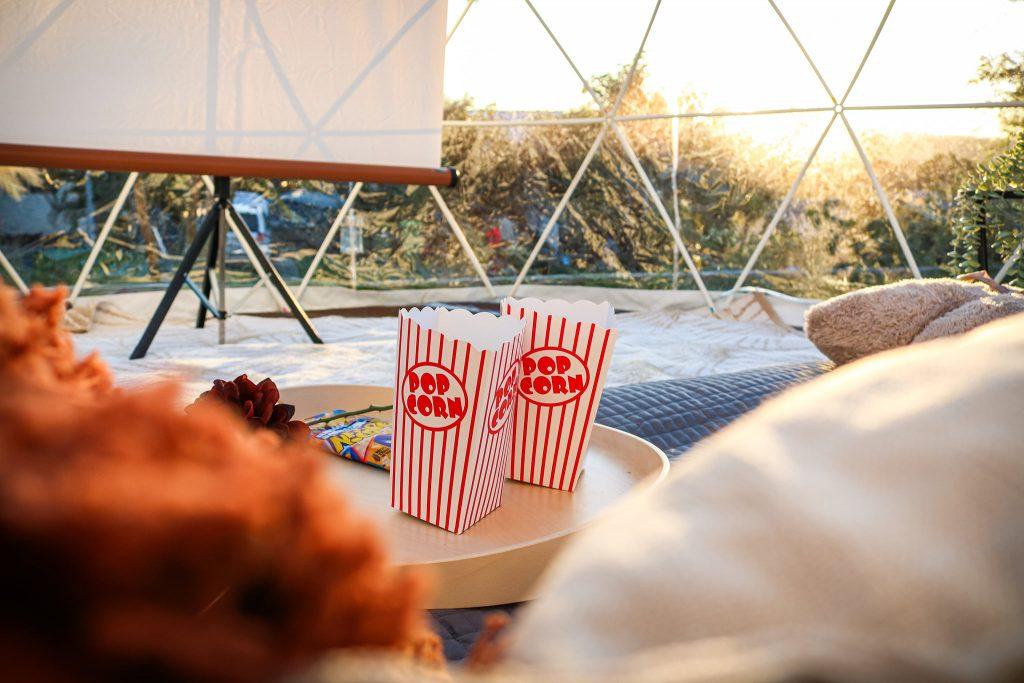Life Is An Igloo movie night