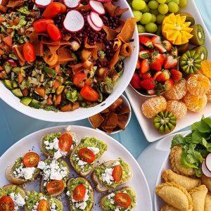 Little Jerusalem Catering Co fruits
