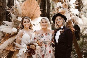 Married By Laura lovebirds