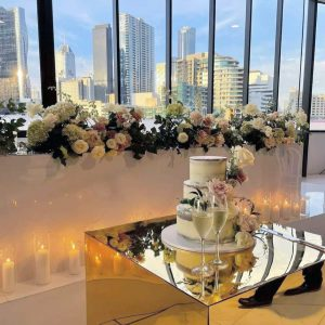 Melbourne Event Styling bridal table
