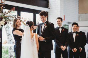 Meriki Comito Celebrant vows